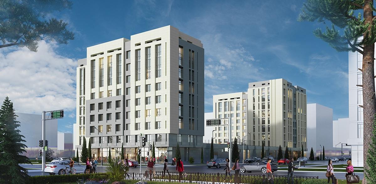 Коммерческая недвижимость от застройщика астана Аренда офиса 15 кв Одинцовская улица